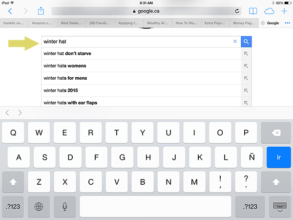 google your business idea