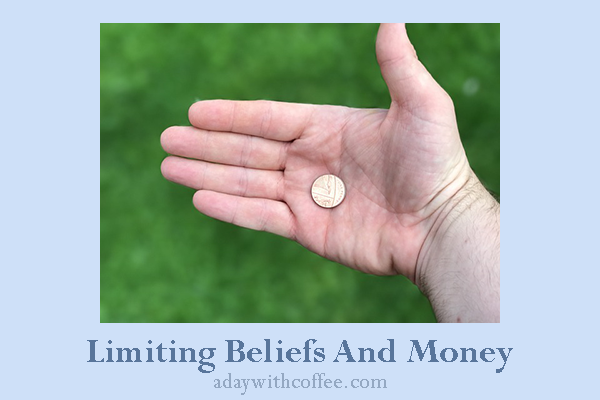 Limiting beliefs and money