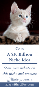 cats a good niche idea