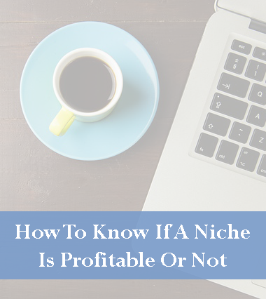 How to know if a niche is profitable or not