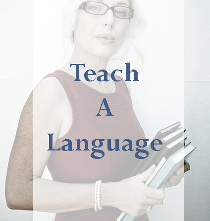 teach a language
