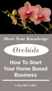 How To Grow Orchids Business Idea