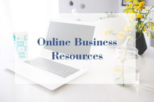online business resources