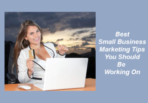 Best Small Business Marketing Steps 2018