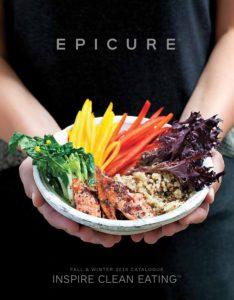 Epicure Selections MLM Review - Salad Bowl