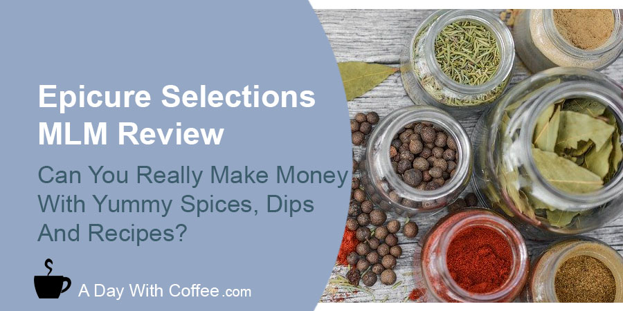 Epicure Selections MLM Review - Spices Jars