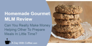 Homemade Gourmet MLM Review - Cookies