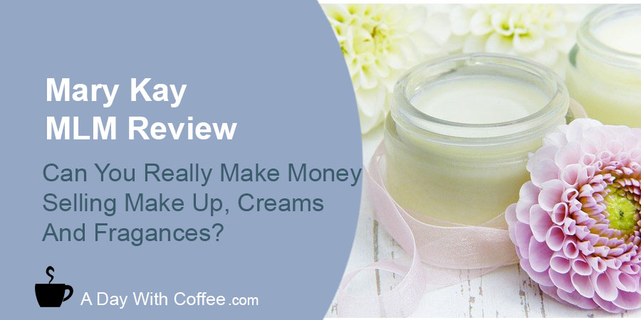 Mary Kay MLM Review - Face Cream Jar