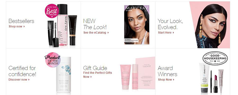 Mary Kay MLM Review - Make Up Products