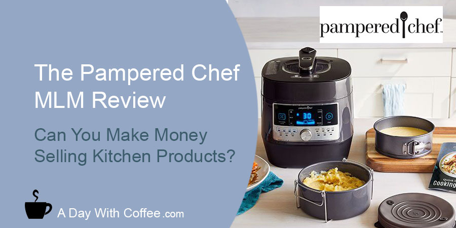 Pampered Chef MLM Review - Kitchenware