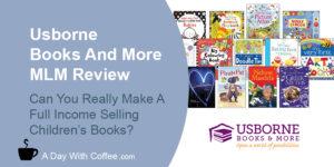 Usborne Books MLM Review - children's books