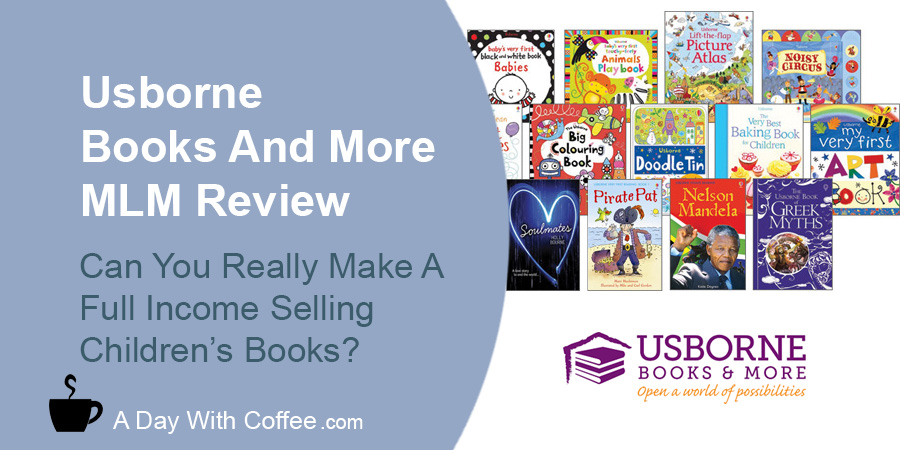Usborne Books MLM Review - children's books