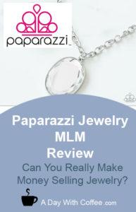 Paparazzi Jewelry MLM Review - Necklace