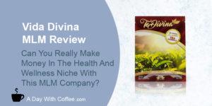 Vida Divina MLM Review - Tea Package