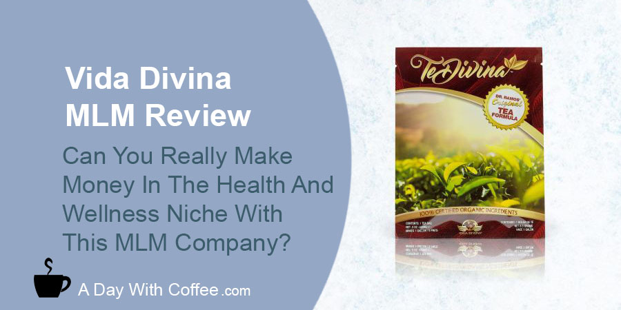 Vida Divina MLM Review - Tea Package