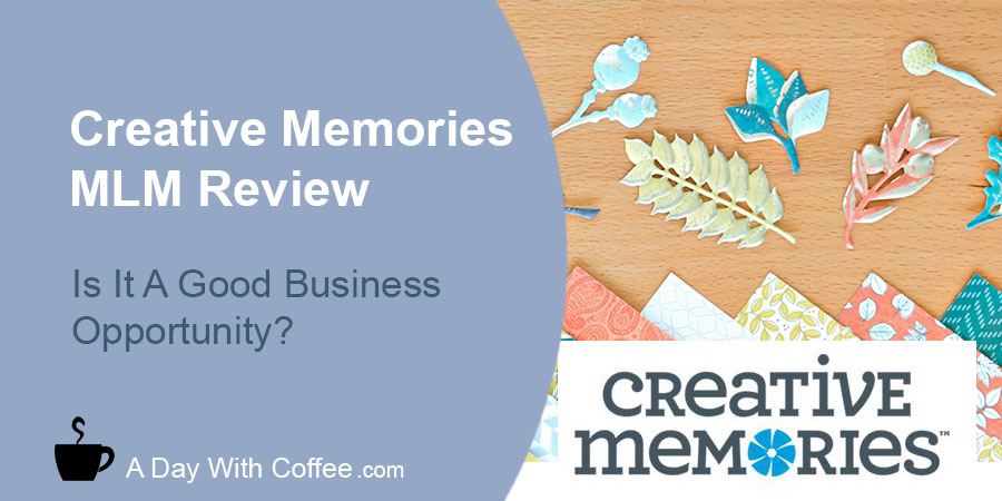 Creative Memories MLM Review - Scrapbooking Paper