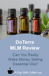 DoTerra MLM Review - Essential Oils