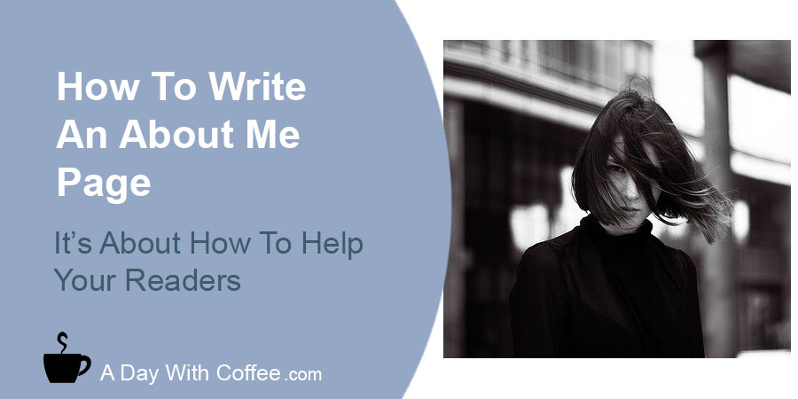 Write An About Me Page
