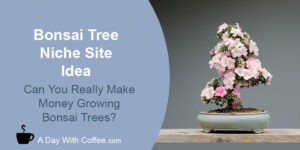 Bonsai Trees Niche Site Idea