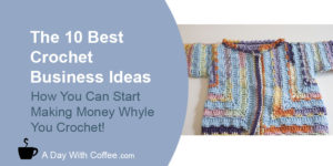 Best Crochet Business Ideas - Baby Sweater