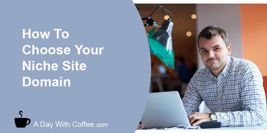 Choose Your Niche Site Domain