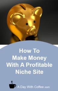 Profitable Niche Site