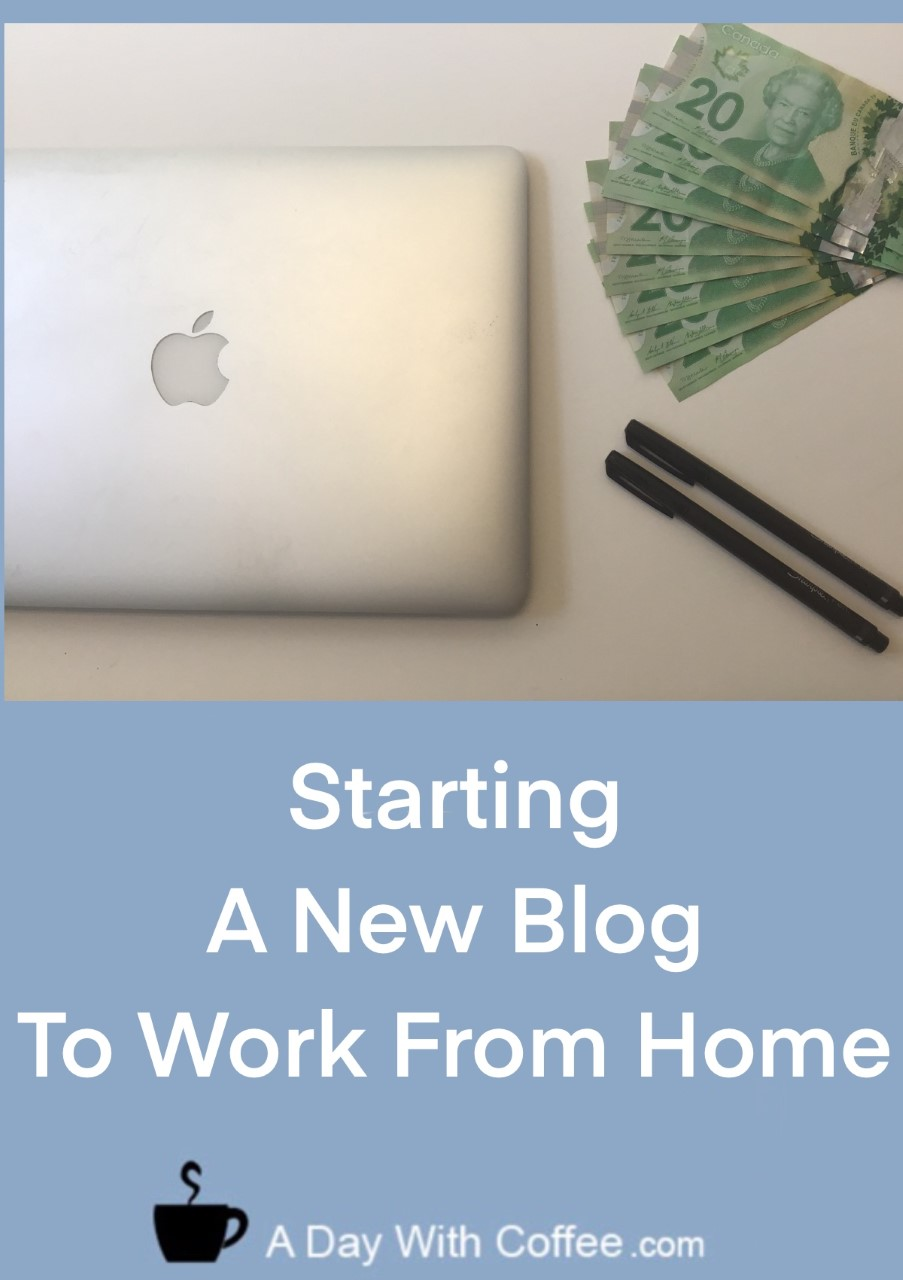 Starting A New Blog